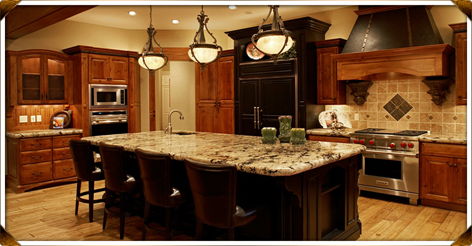 Kitchen Gallery The Michael Breinholt Gallery Custom Estate Home Cabinetry